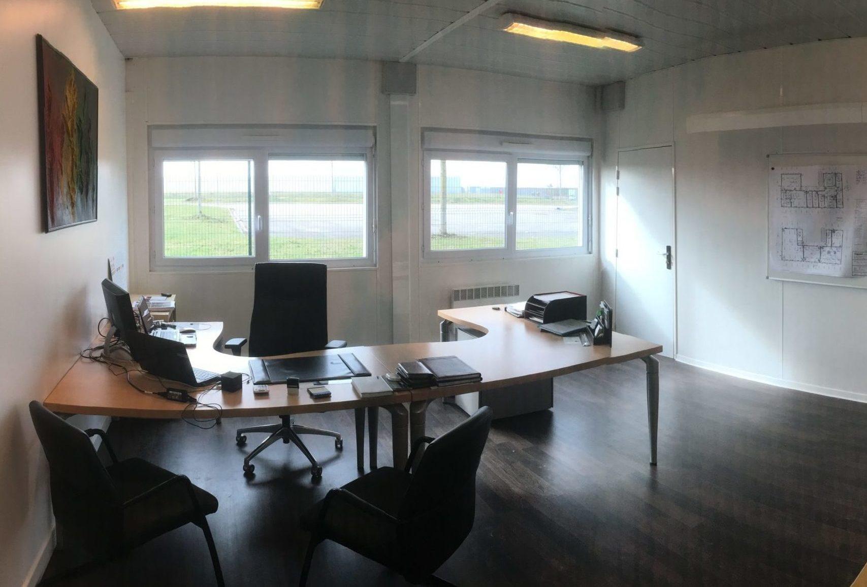 Location de bureaux à sens euripole