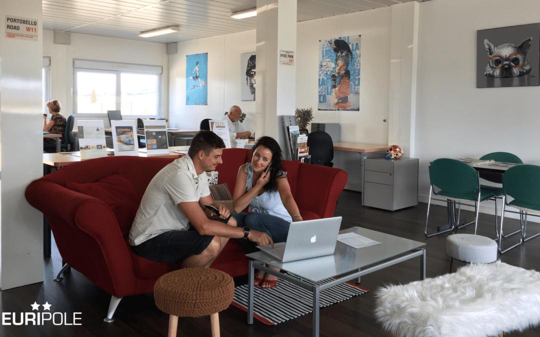 Co-working, la tendance qui débarque à Sens