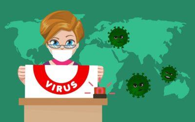 Coronavirus, Euripole vous soutient