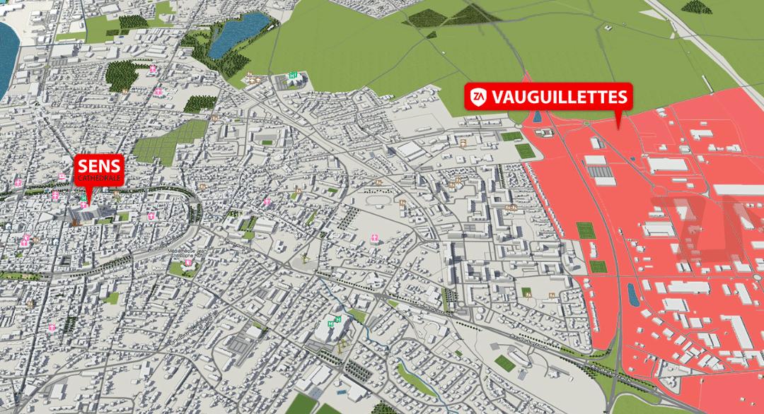 Connaissez-vous l'histoire de la zone des Vauguillettes ?