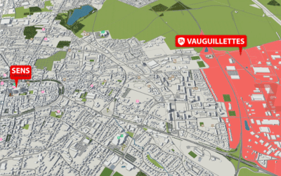 Do you know the history of the Vauguillettes area?